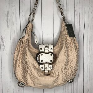 GUESS Corinne Large Hobo Purse Shoulder Bag